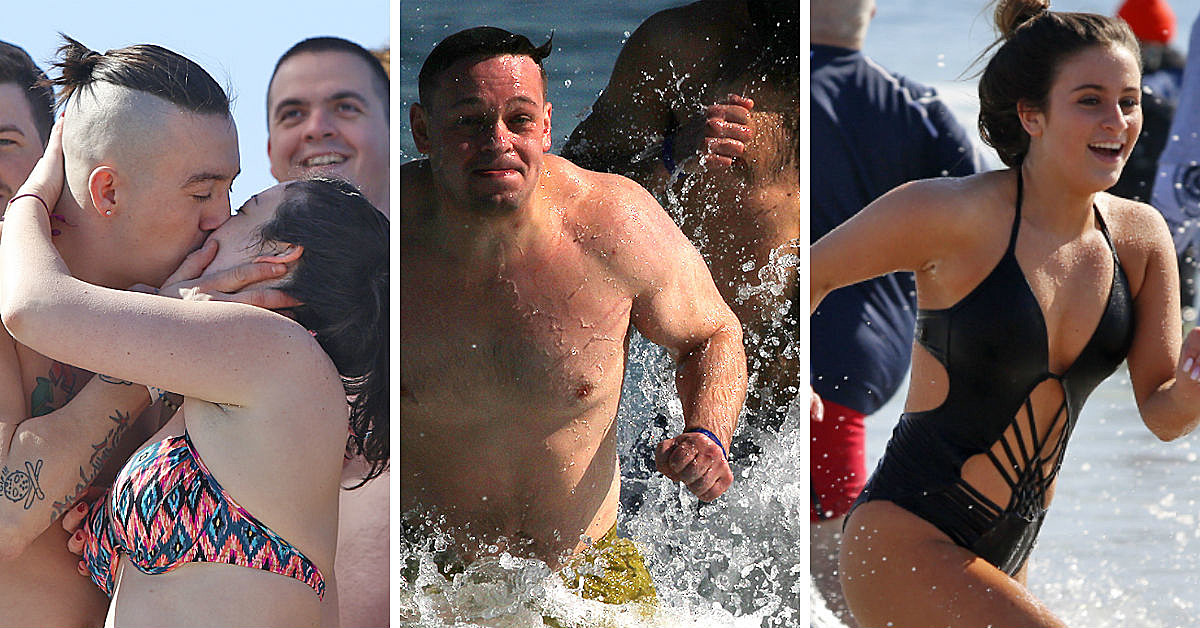 The bold & cold: Seaside Heights Polar Plunge 2020 raises $2.5M — PHOTOS