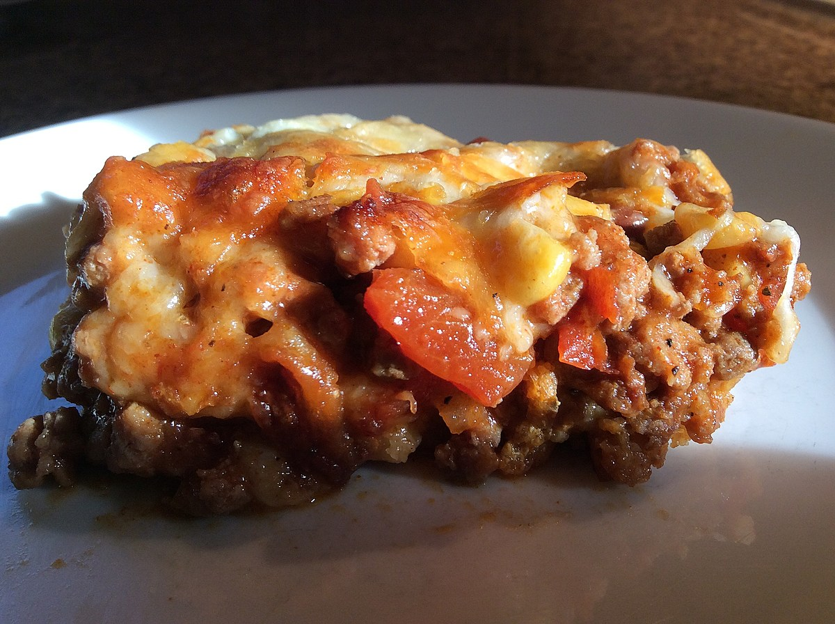 Make Craig Allen's Chili Casserole