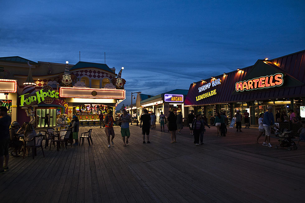 The Point Pleasant Boardwalk Will Not