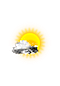 Weather icon for Partly Cloudy