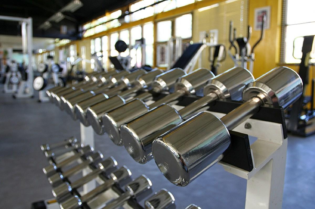 Tilton Fitness Auctioning Off Equipment