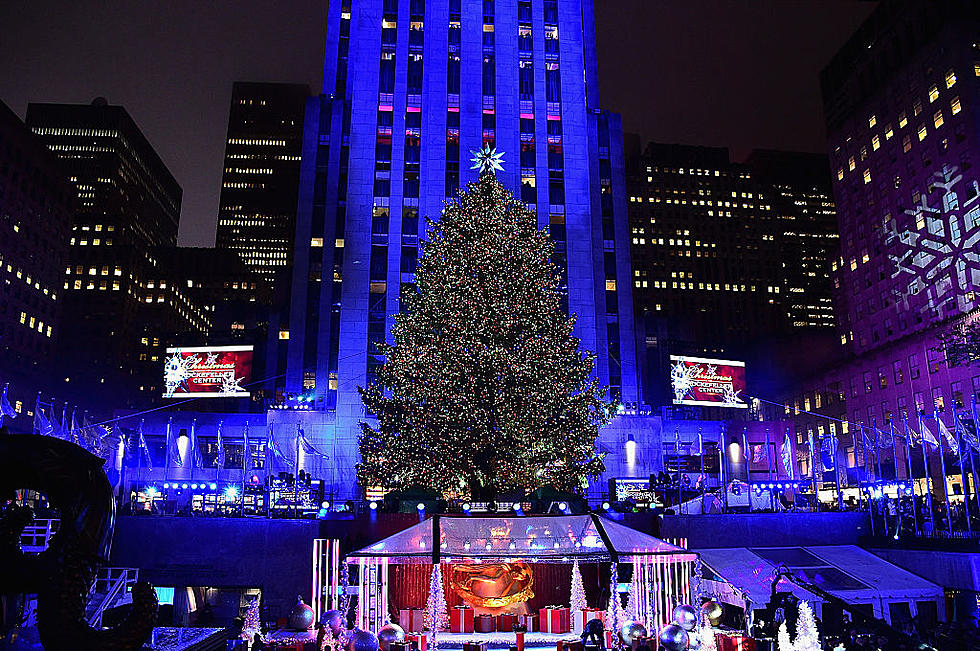 Nj Christmas Radio Station 2020 The Rockefeller Christmas tree, a tradition that lives on in 2020