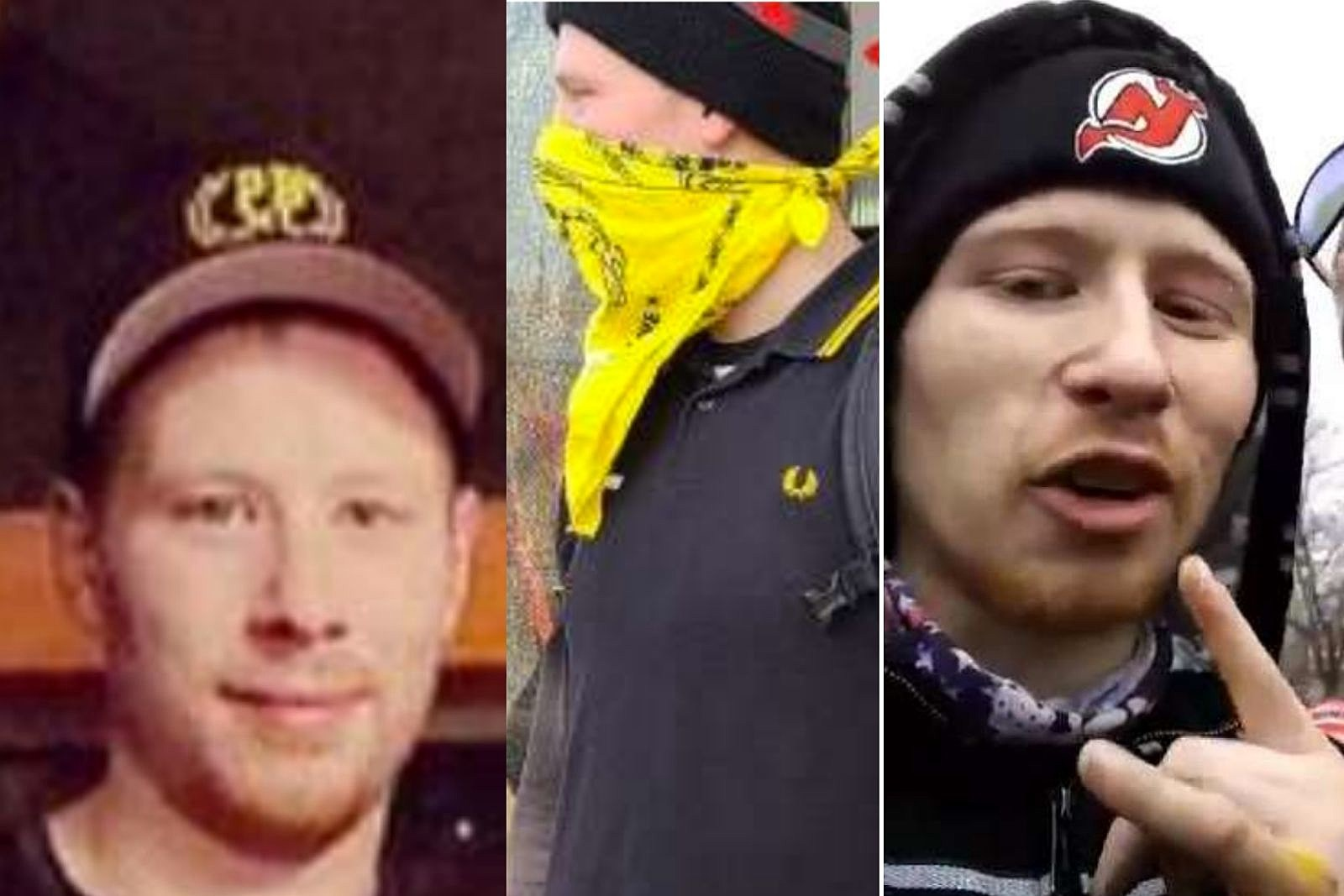 Rockaway, NJ 'Proud Boy' told mom he led Capitol mob, feds say