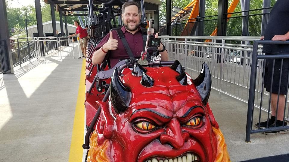 13 Things I Love About Great Adventure S New Jersey Devil Coaster