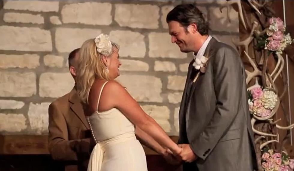 Blake Shelton And Miranda Lambert Wedding.Blake Shelton And Miranda Lambert Wedding Video