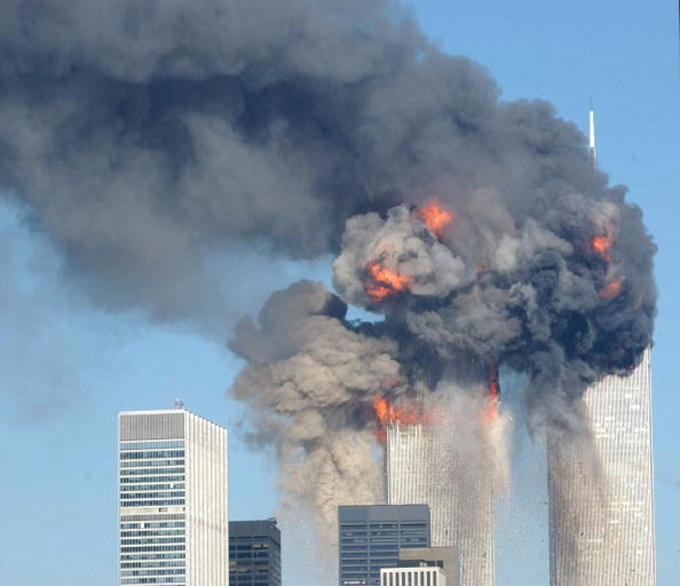September 11th Twin Towers Then & Now Caught in Amazing Pic