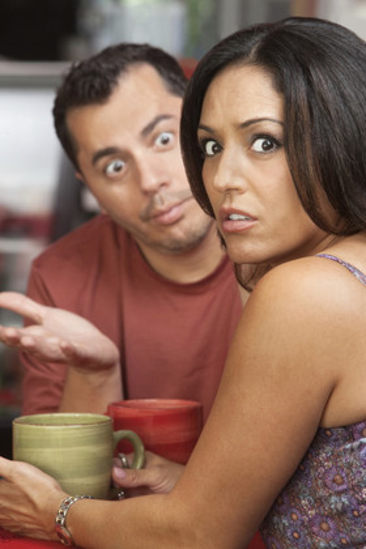 Husbands Best Friends Catches Wife Cheating