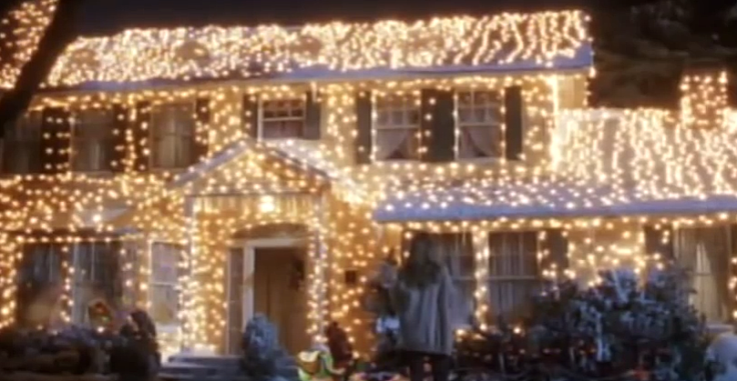 Griswolds Christmas.Cost To Power Clark Griswold S Christmas Lights In New York