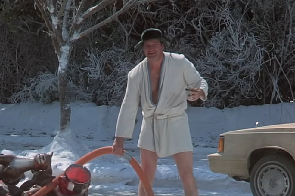 Cousin Eddie Christmas Vacation.Characters Of Christmas Vacation As Cny Towns And Cities