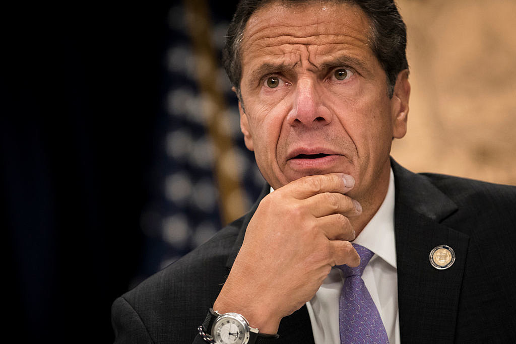 100's of New Yorkers Flood Cuomo Impeachment Hotline
