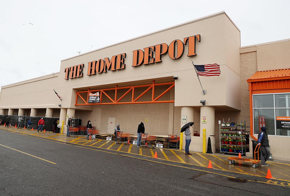 Home Depot Cancels Black Friday