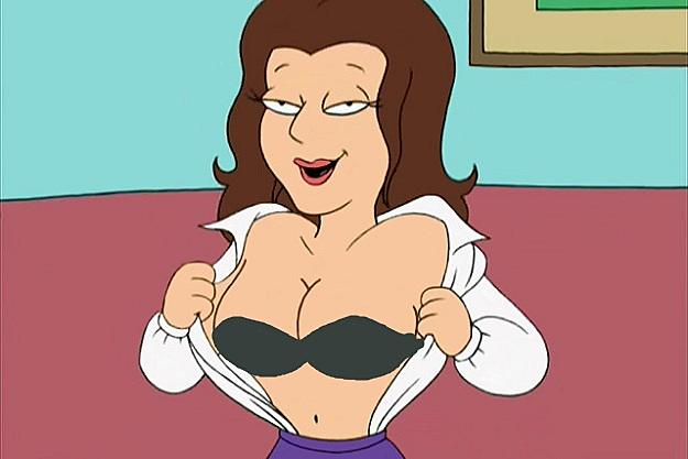 family guy lois brian nackt