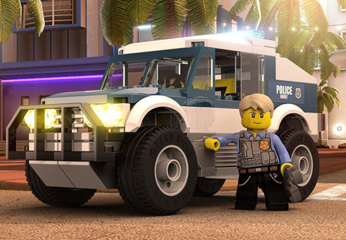 lego city undercover trailer does its best gta impression