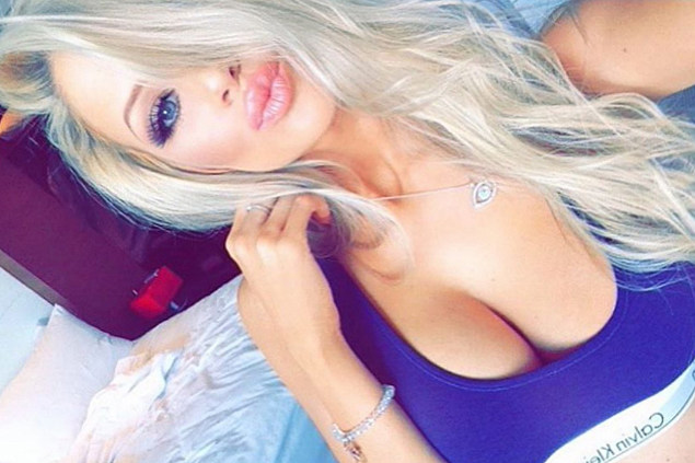 Madison Welch -- Babe of the Day