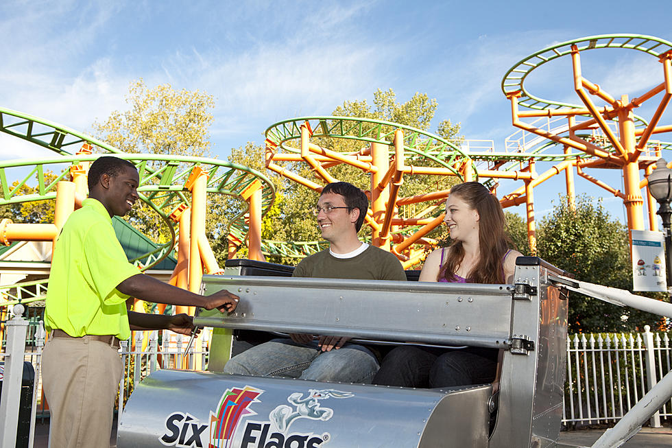 Six Flags Great Adventure Job Fair This Sunday
