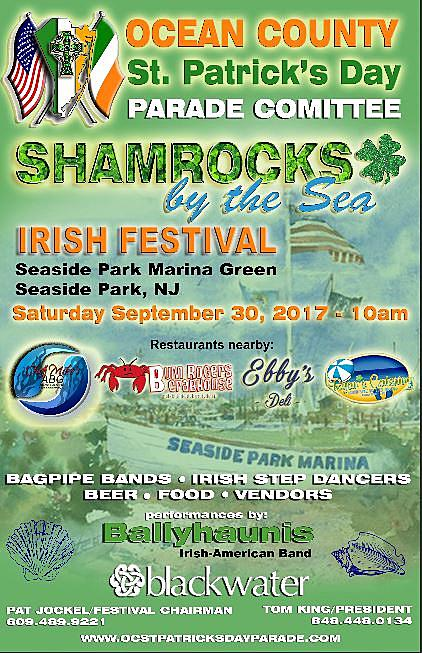 Fundraiser for Seaside Heights St  Patrick's Day Parade Happening