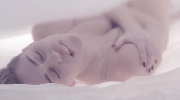 Miley Cyrus Adore You Uncensored Music Video