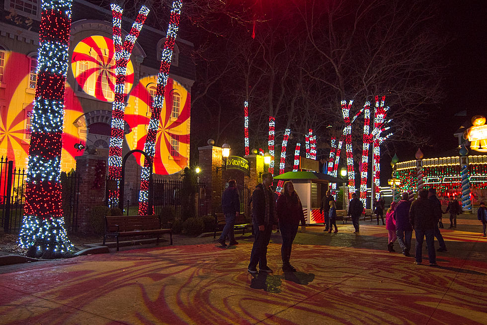 Turtle Back Zoo Christmas Lights 2019.New Jersey Holiday Light Display Road Trip Map