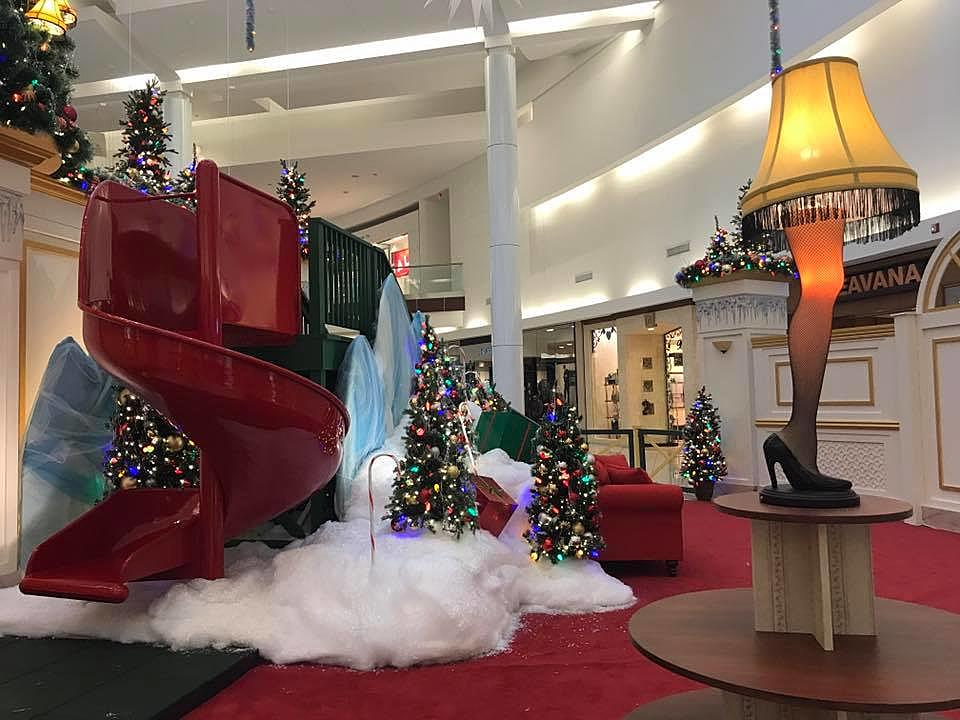 A Christmas Story' Comes To NJ Mall