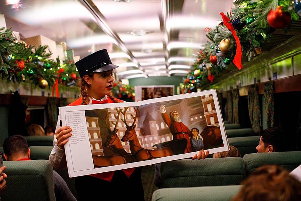 Christmas Train Ride Nj.The Nj Polar Express Train Ride 2018 Schedule