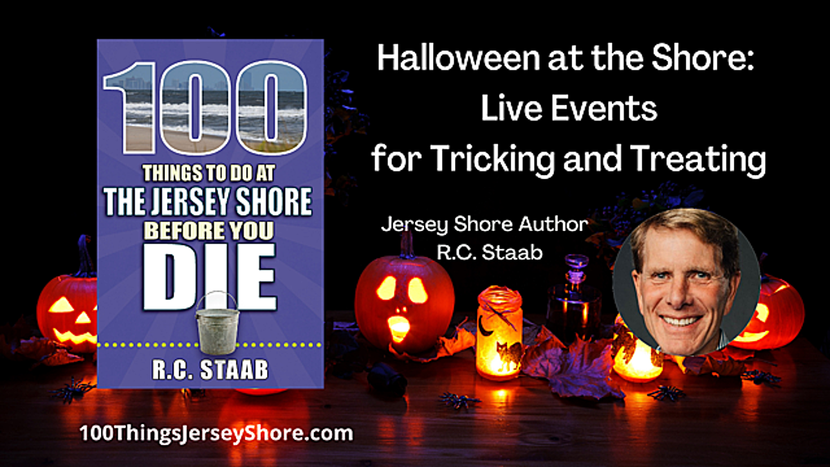 10 Halloween Events At The Jersey Shore This Month