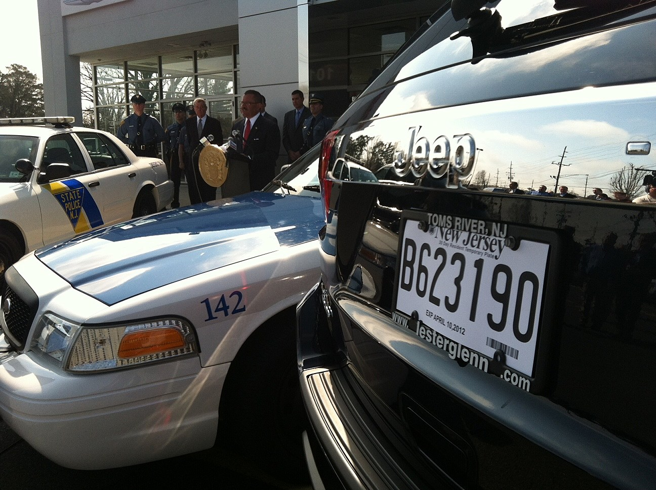 Temporary License Plates Get A Major Facelift