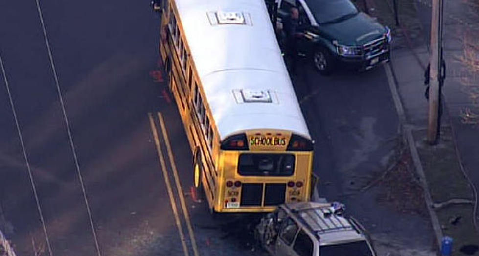 Jackson School Bus Crash Probed