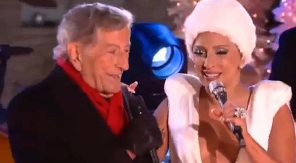 Watch Lady Gaga and Tony Bennett's Christmas Duet [Video]