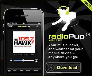 105 7 The Hawk – Classic Rock for the Jersey Shore – Jersey