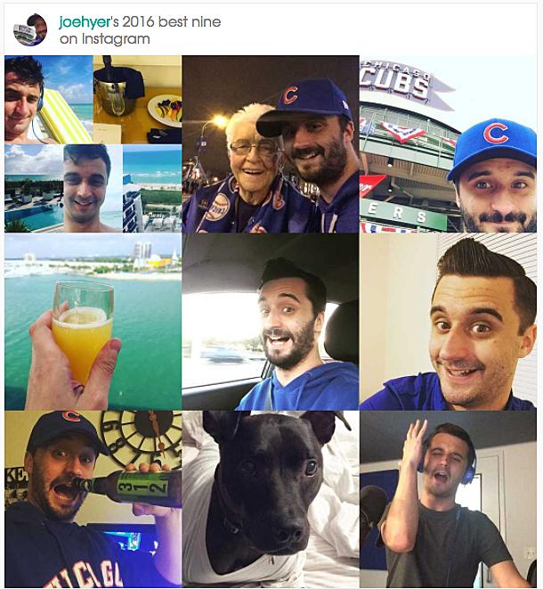 b0980dd3 How Do You Make a 2016 Best Nine on Instagram?