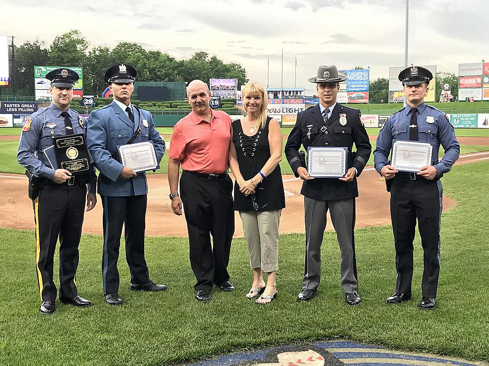 Seaside Heights Police Officer honored with 2018 Fallen