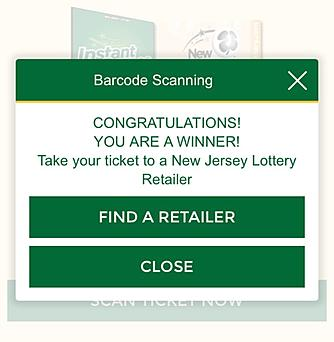 Is This Allowing Us To Cheat On Our NJ Lottery Tickets?
