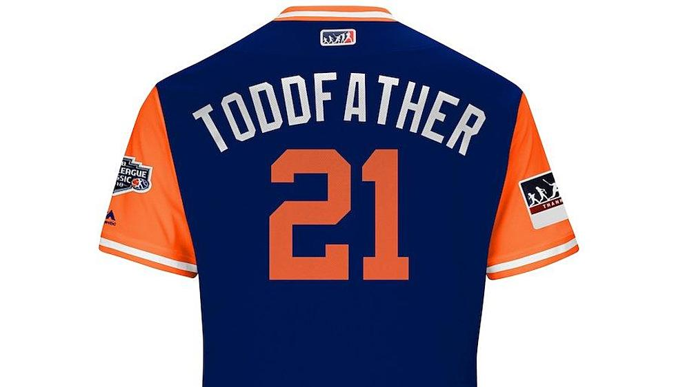 online store 92c3c 0c7c6 Here's How To Get Your Very Own Todd Frazier Toddfather Jersey!
