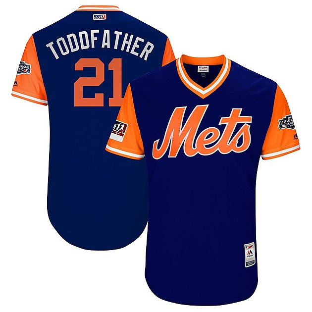 online store 7603f 16acb Here's How To Get Your Very Own Todd Frazier Toddfather Jersey!
