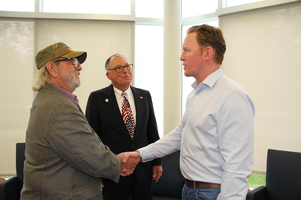Former Navy Seal Who Killed Osama Bin Laden Visits Ocean County