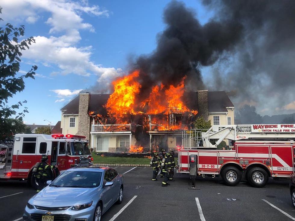 Several Tinton Falls condo units damaged in fire
