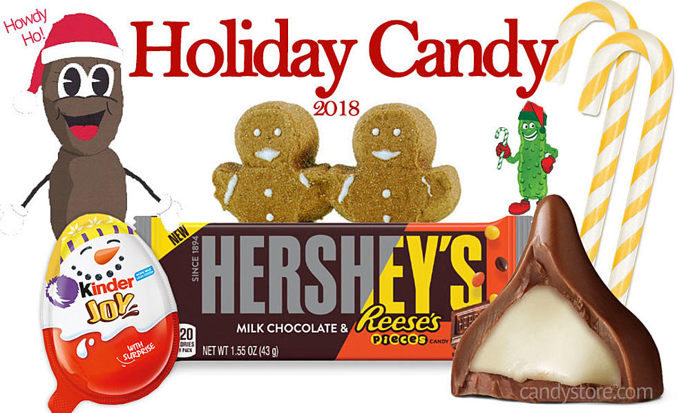Christmas Candies.Delicious To Disgusting These Are 2018 S New Christmas Candies