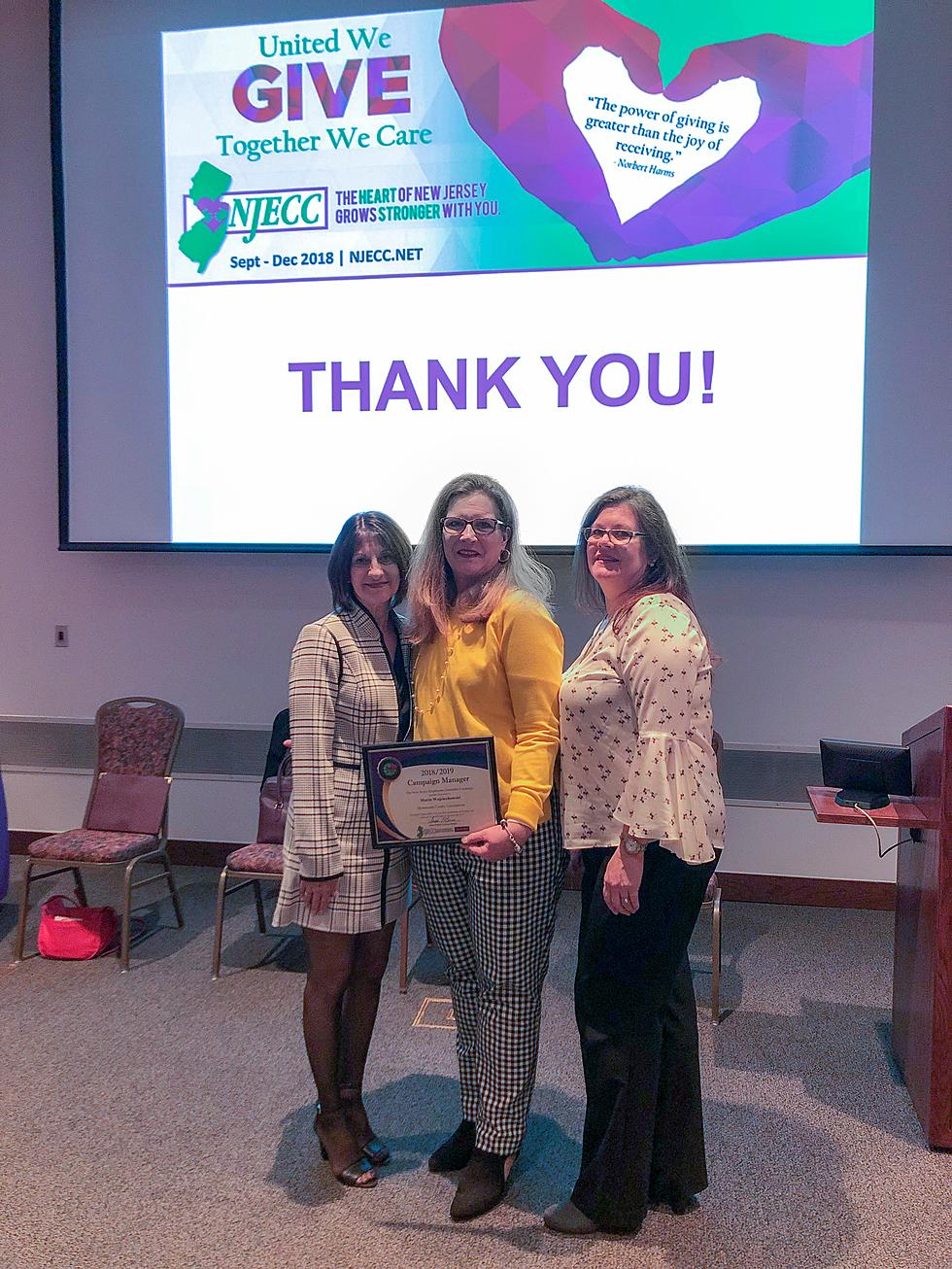 Swell Monmouth County Recognized For Charitable Efforts Interior Design Ideas Tzicisoteloinfo
