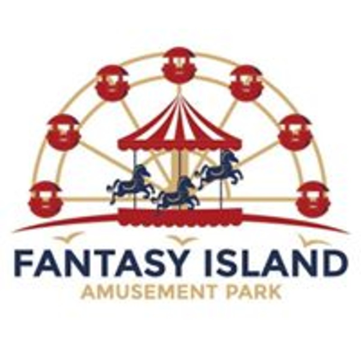 Lbi Nj: Brand New Thrill Ride At Fantasy Island Amusement Park LBI
