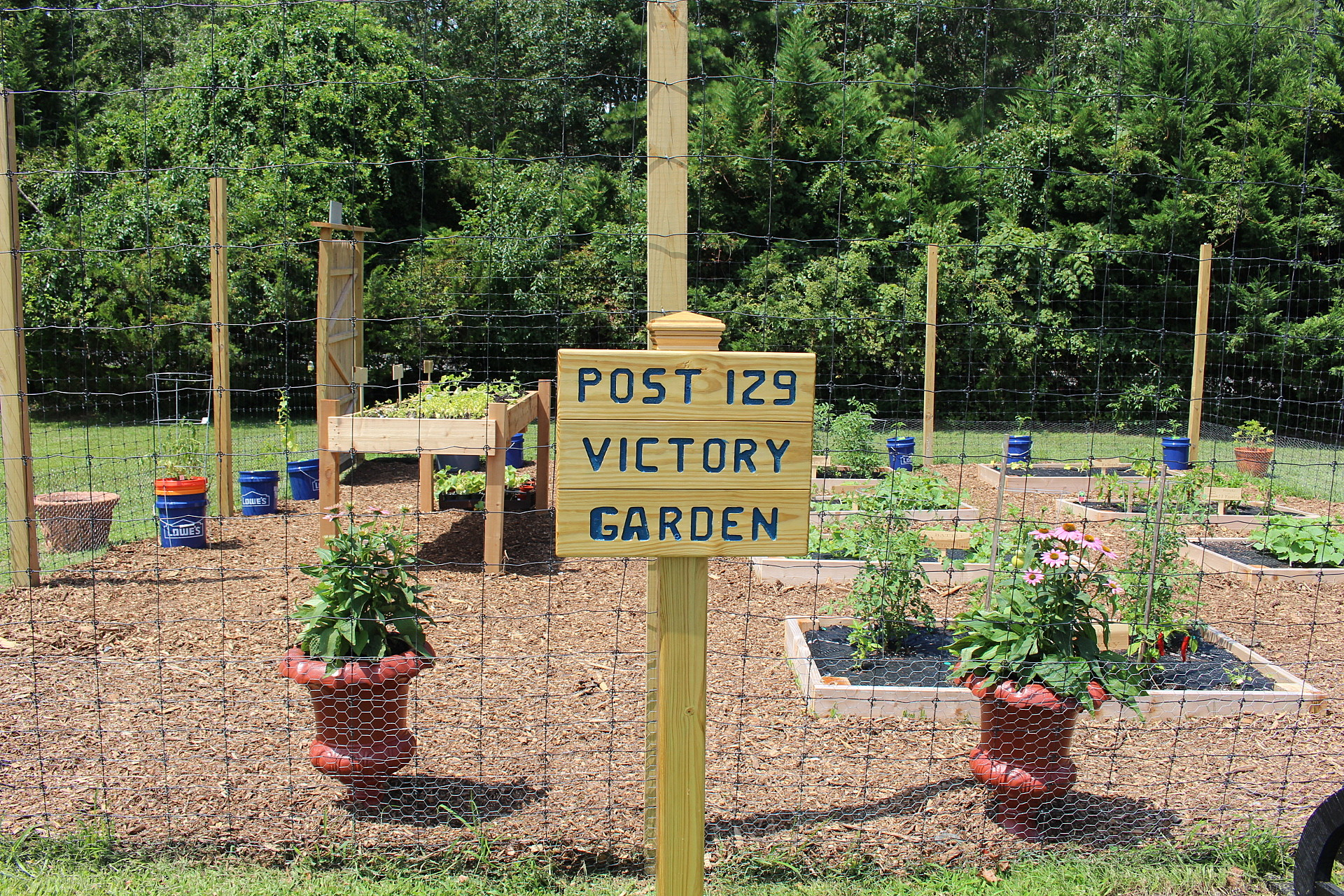 Toms River's Victory Garden To Supply Veterans With Healthy Produ