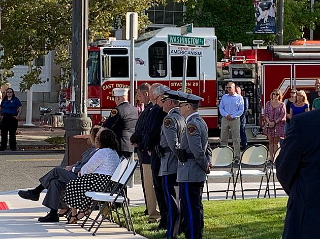 Scenes From the 9/11 Memorial Ceremony 2019 in Toms River