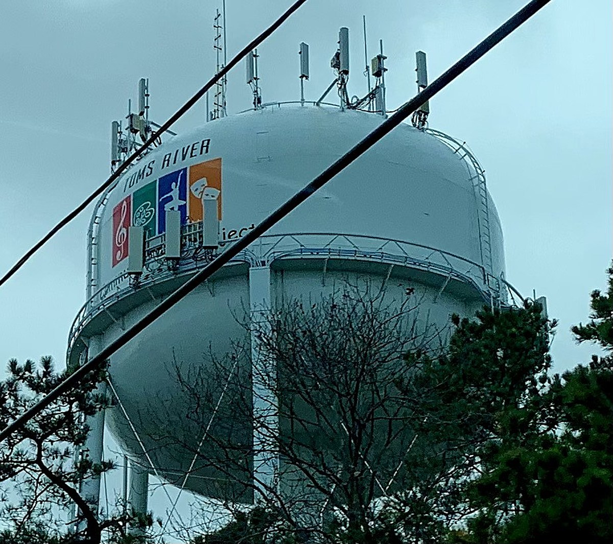 The Art of the Water Tower! [Photo Gallery]