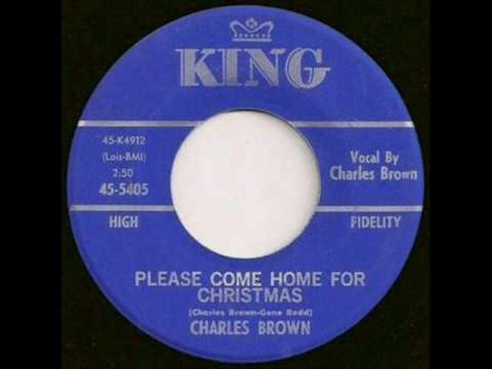 Eagles Please Come Home For Christmas.Charles Brown S Original Please Come Home For Christmas