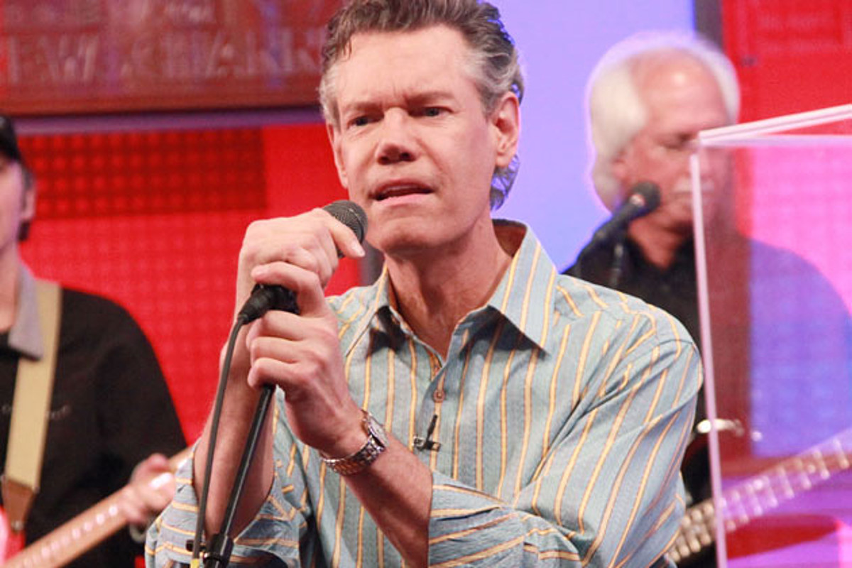 Randy Travis arrested: Country singer busted on suspicion