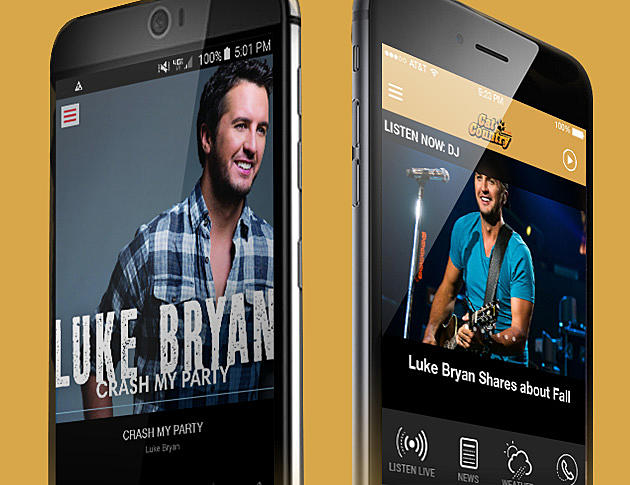 Introducing: The Cat Country 107 3 Mobile App | Cat Country