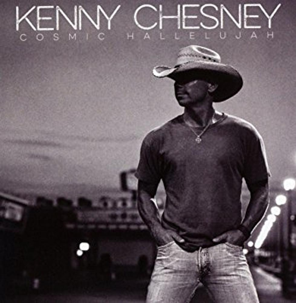 The Picture on Kenny Chesney's New CD Cover Was Taken in