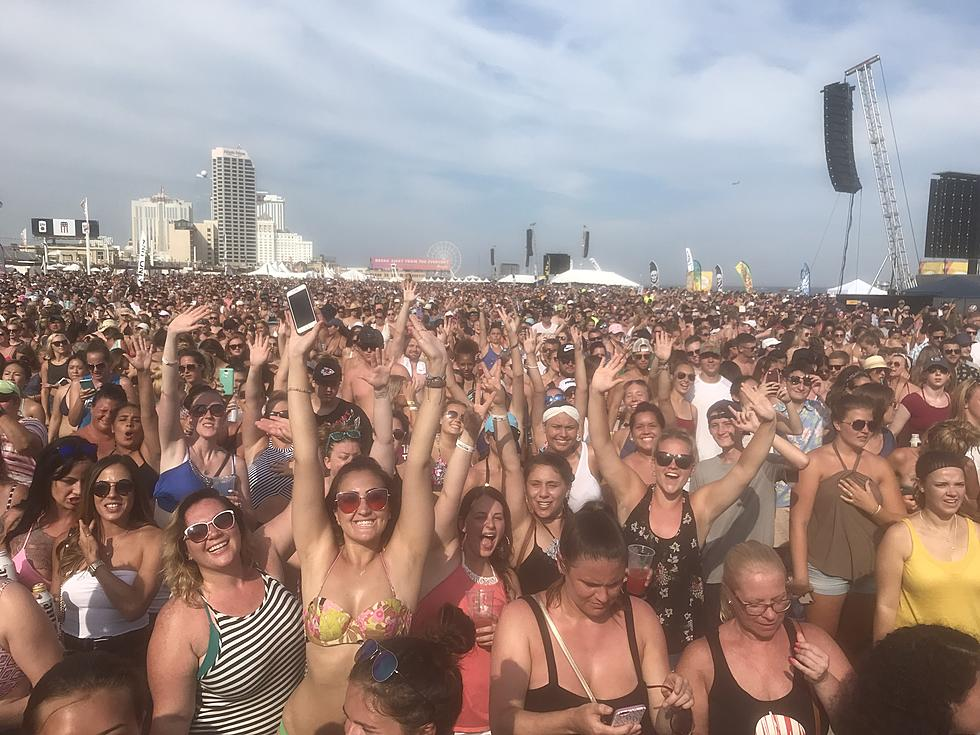 10 Gifs From The Sam Hunt Ac Beach Concert
