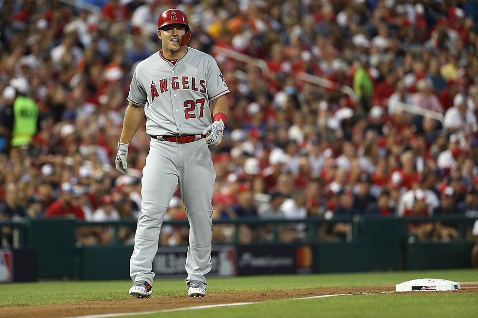 Mike Trouts Baseball Card Sells For Over 100k