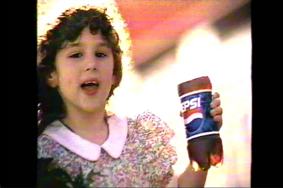 Flashback Friday: Remember the Pepsi Girl?