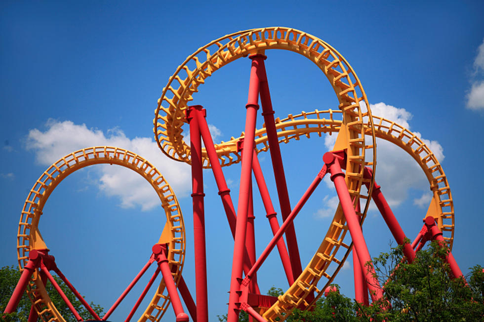 Wild Jersey Devil Roller Coaster At Six Flags Opens Sunday
